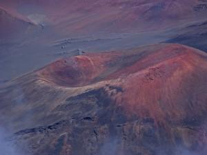 """Haleakala"", Red Cinder Cone, Maui"