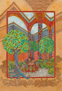 Mughal's Garden of Laughter