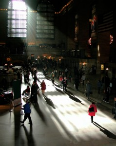Grand Central - 9am